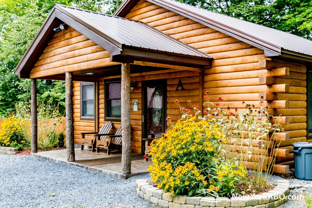 Modern Amp Private Log Cabin Dog Friendly Open All Year