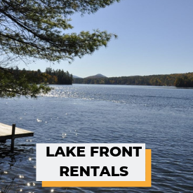 Lake front vacation rentals | New York Rental By Owner