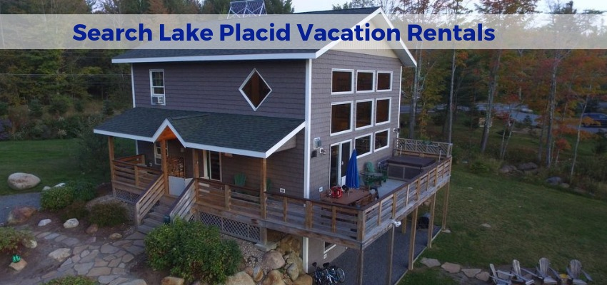 Lake Placid Cabin and Vacation Rentals | New York Rental By